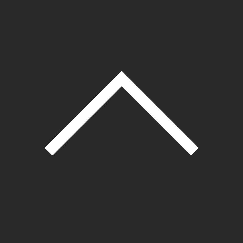 Pfeil nach oben Icon